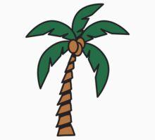 Palm tree coconut T-Shirt