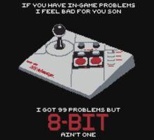 8-Bit Problems by sampothepancake