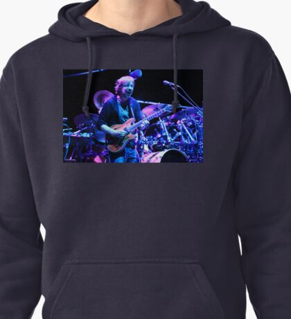 Trey Face Pullover Hoodie