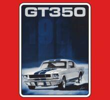 Shelby GT350 Kids Tee