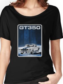 Shelby GT350 Women's Relaxed Fit T-Shirt