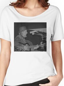 Les Claypool at T-West Women's Relaxed Fit T-Shirt