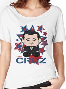 Team Cruz Politico'bot Toy Robot Women's Relaxed Fit T-Shirt
