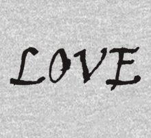 Love - Tank Top One Piece - Long Sleeve
