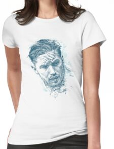Tom Hardy Womens Fitted T-Shirt