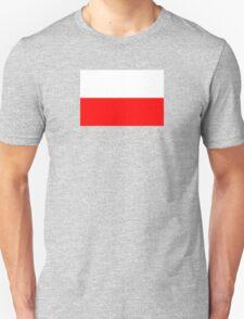 Flag of Republic of Lucca, 1160-1805 Unisex T-Shirt