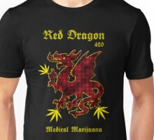 Red Dragon Medical Marijuana Unisex T-Shirt