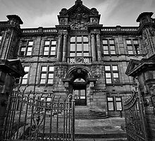 Kilmarnock Primary School by Kate Purdy