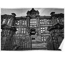 Kilmarnock Primary School Poster