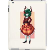 Huntress Wizard - Dress iPad Case/Skin