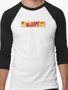 Raw Kingsize Men's Baseball ¾ T-Shirt