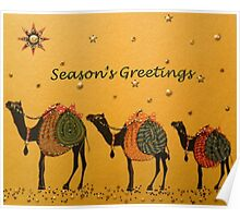 Egyptian Season's Greetings  Poster