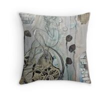 Like Clockwork Throw Pillow