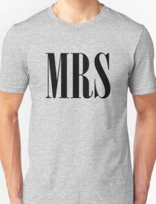 MRS Bridal T-shirt Unisex T-Shirt