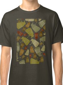 Doctor Who - DALEK Camouflage TEE Classic T-Shirt