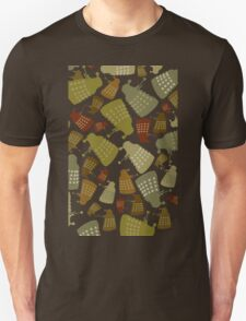 Doctor Who - DALEK Camouflage TEE T-Shirt