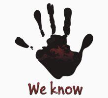 Skyrim's Dark Brotherhood: We Know by thieved