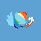 Rainbow Dash by BarbaraJHarris