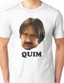 QUIM - Text Unisex T-Shirt