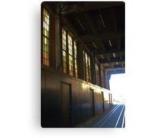 Windows of the High Line Canvas Print