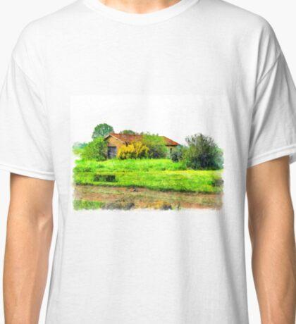 Rural building Classic T-Shirt