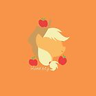 Apple Jack by BarbaraJHarris