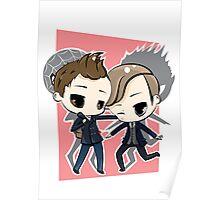 Peter Parker & Harry Osborn Poster