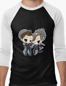 Peter Parker & Harry Osborn Men's Baseball ¾ T-Shirt