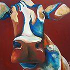 Brown Cow by Megan Schliebs