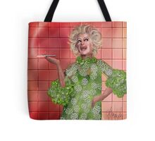 Ha!: Portrait of Phyllis Diller Tote Bag