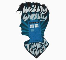 wibbly wobbly timey wimey One Piece - Short Sleeve