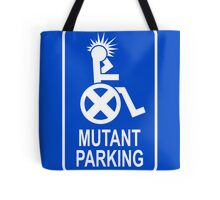 Mutant Parking Tote Bag