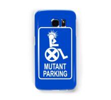 Mutant Parking Samsung Galaxy Case/Skin
