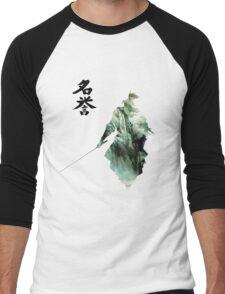 Way of the Samurai (1) Men's Baseball ¾ T-Shirt