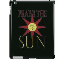 Solaire - Praise The Sun! iPad Case/Skin