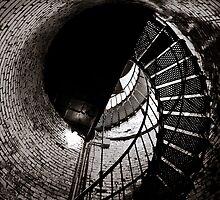 Currituck Spiral II by David K. Sutton