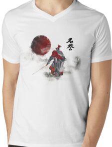 Way of the Samurai (3) Mens V-Neck T-Shirt