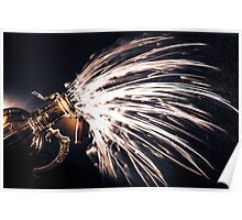 The Exploding Growler Poster