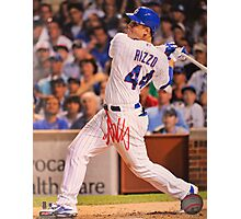Anthony Rizzo signed photo Photographic Print