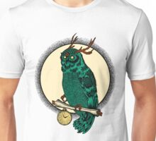 Eccentric Owl Unisex T-Shirt