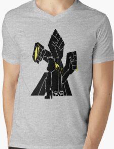 The Boondocks Fist Mens V-Neck T-Shirt
