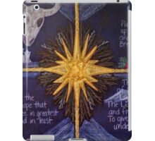 The Four Lights of Winter iPad Case/Skin