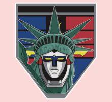 Voltron Liberty One Piece - Short Sleeve