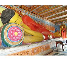 Sri Lanka - Buddha  Photographic Print