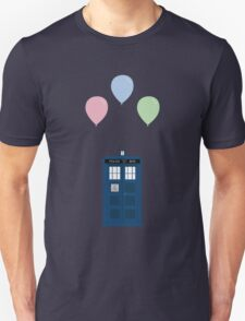 Doctor Who Minimalist Poster Unisex T-Shirt