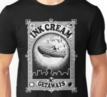 Inkcream Getaways Unisex T-Shirt