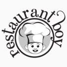 Restaurant boy by Honeyboy Martin