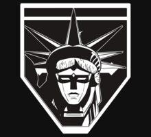 Voltron Liberty (b/w) by grafhikul7683