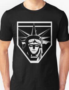 Voltron Liberty (b/w) T-Shirt