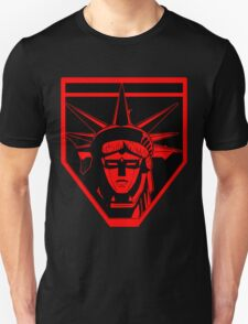 Voltron Liberty (red) T-Shirt